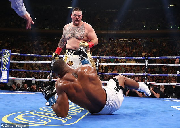 Andy Ruiz vows to beat Anthony Joshua for the second time