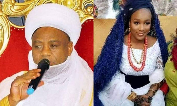 Photos from the wedding ceremony of Sultan of Sokoto