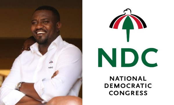 Ghana 2020 election: John Dumelo wins NDC parliamentary primaries