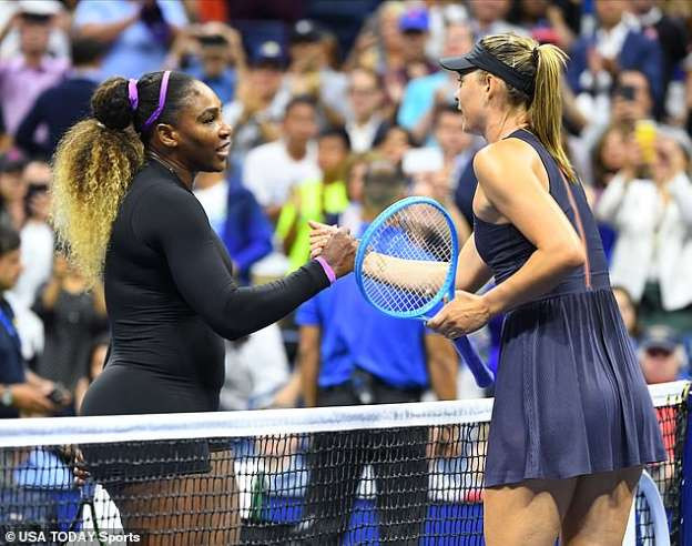 Serena Williams crushes Maria Sharapova in 58 minutes at the U.S. Open