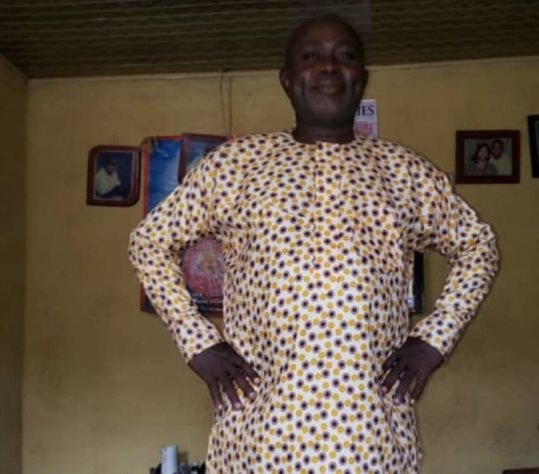 60-year-old man declared missing in Lagos (photo)
