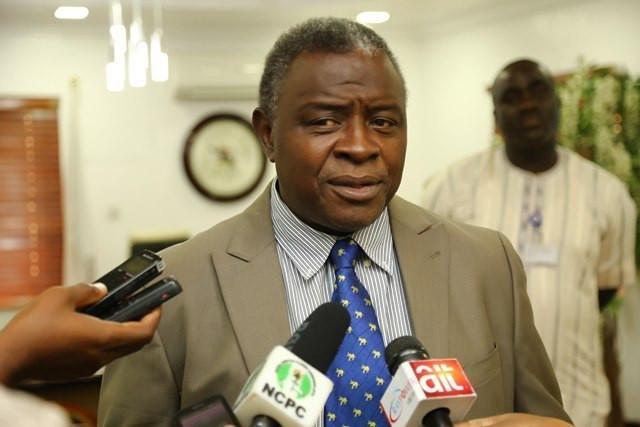 President Buhari sacks Nigerian Christian Pilgrim Commission, Tor Ujah
