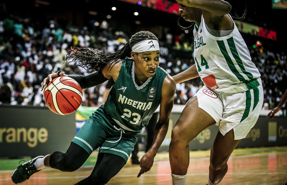 Ezinne Kalu named MVP and announced as AFA Sports Ambassador after Nigeria?s thrilling win against Senegal