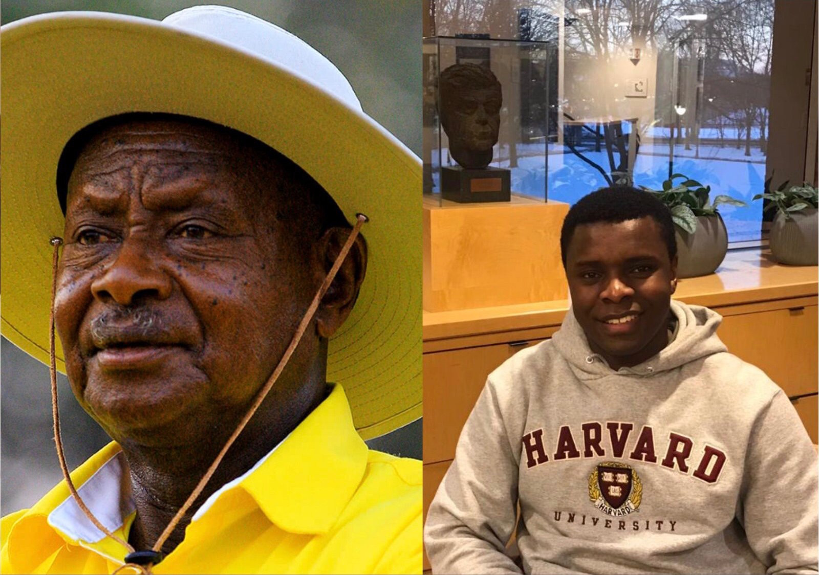 Harvard student sues Ugandan President Museveni for blocking him on Twitter