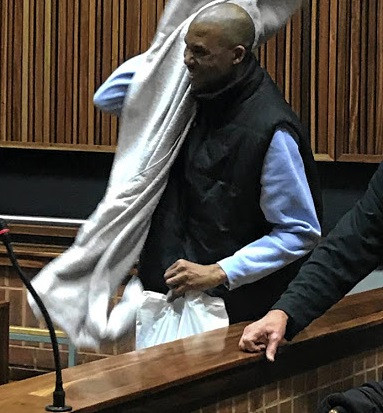 South African man sentenced to life imprisonment for the murder of his ex-lover laughed and mocked her family during court appearances