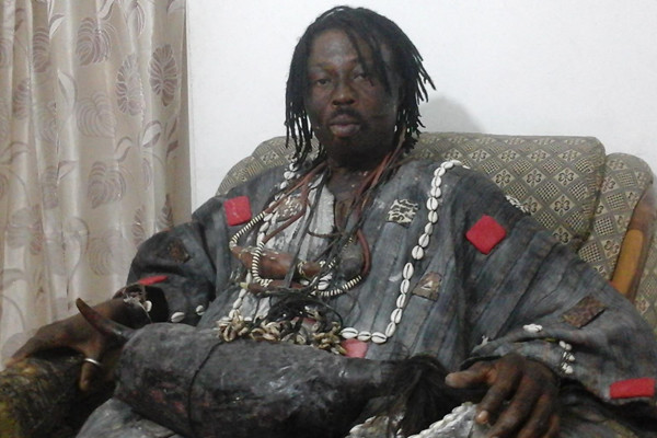 I look young and strong because I sleep with young girls - Native Doctor, Kwaku Bonsam