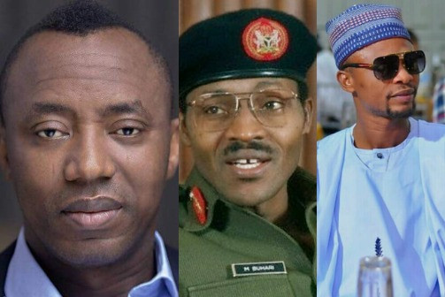 I Go Dye asks President Buhari to free Sowere,  reminds him of when he overthrew the government of Shagari in 1983
