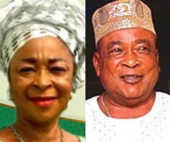 Fuji music legend, Kollington Ayinla loses wife