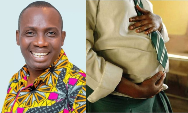 There is nothing wrong in impregnating your maid - Counselor Lutterodt advises men