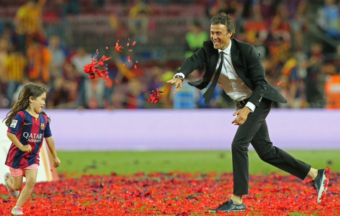 Ex- Barcelona coach Luis Enrique loses 9-year-old daughter just five months after being diagnosed with bone cancer
