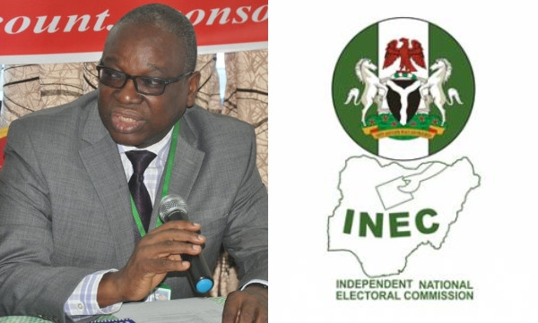 Theoritically, you can transmit election results electronically - INEC