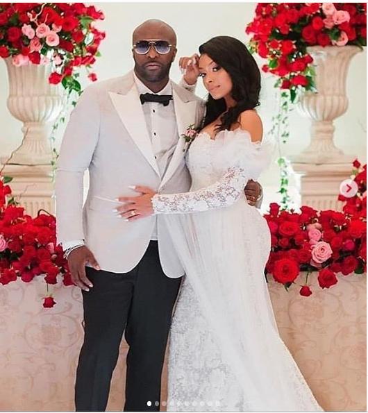 Singer Kaysha weds his stunning partner Olaj Arel in Portugal (Photos)