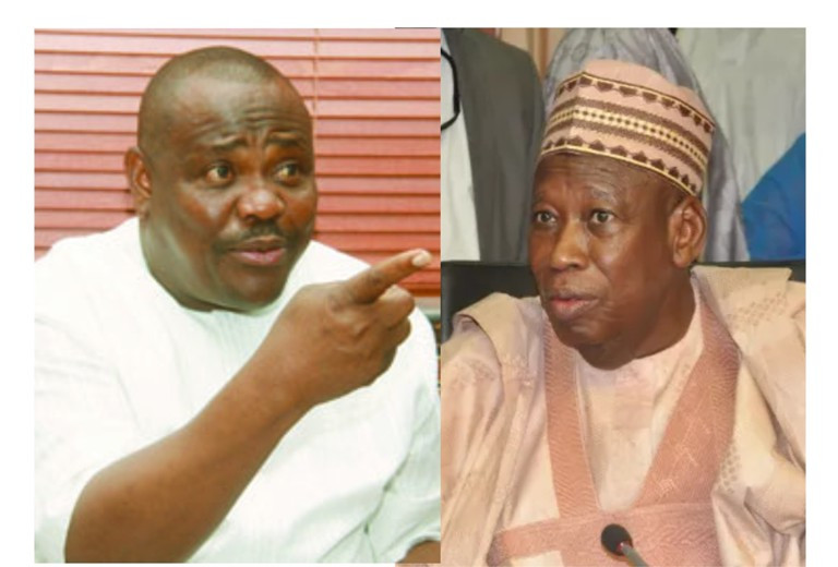 I am not dollars that you can pocket recklessly and sheepishly - Gov Wike replies Ganduje