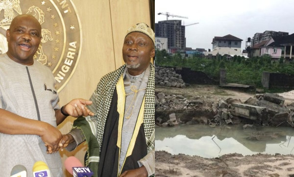 There was no physical structure of a mosque on the disputed land in Port Harcourt - Rivers Muslim Leader