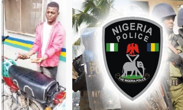 Lagos robber arrested while trying to rob members during a church program