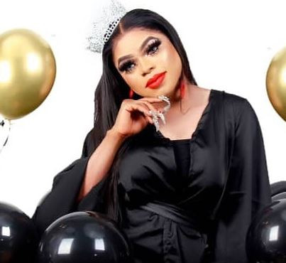 Bobrisky offers to give his giant birthday cakes to any couple getting married this weekend