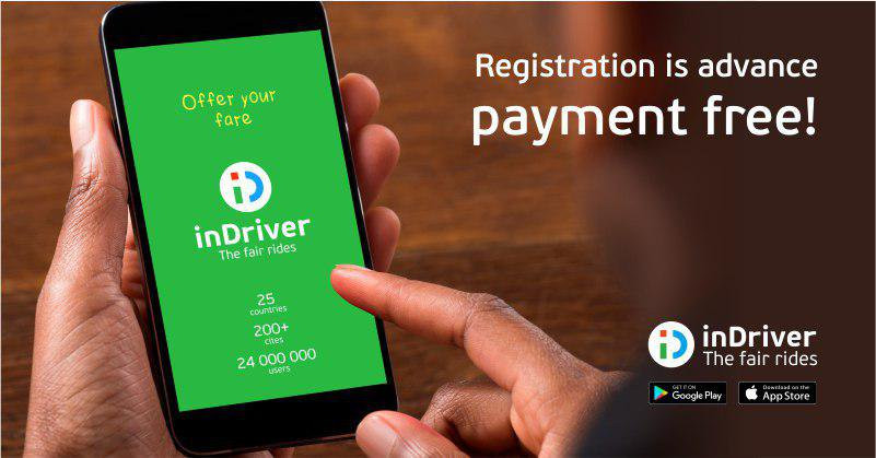inDriver: Here Is Why You Should Try the New Ride-Hailing App