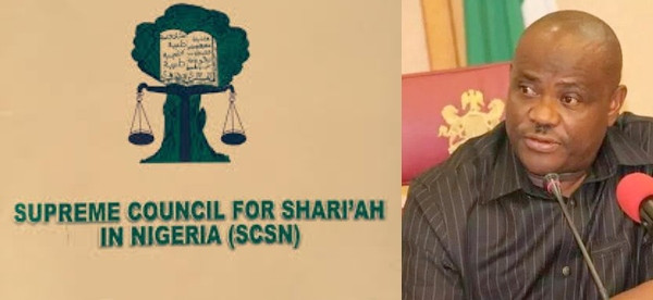 Sharia Council slams Governor Nyesom Wike, says he is wicked over alleged mosque demolition