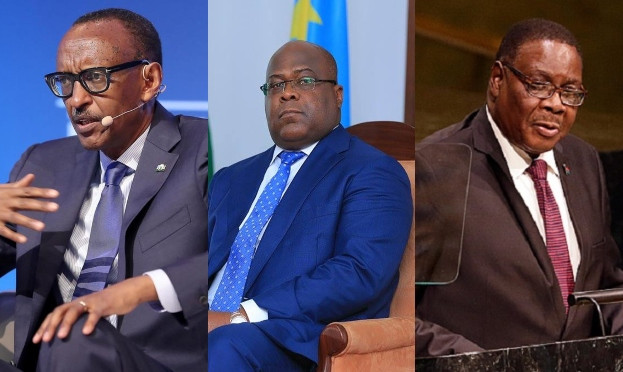 Xenophobia: Presidents Paul Kagame, Felix Tshisekedi and Peter Mutharika withdraw from World Economic Forum holding in South Africa