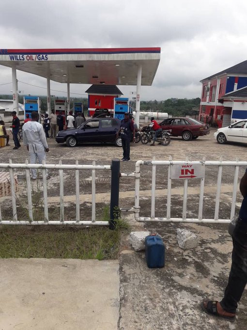 Photo: ICPC seeks court order for forfeiture of petrol station, warehouse belonging to NDDC Director
