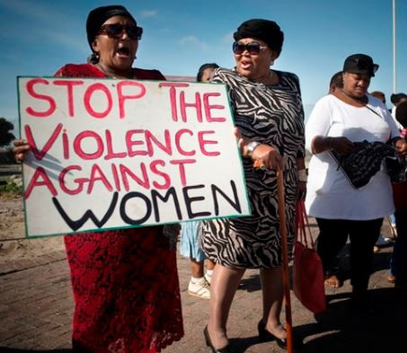 A woman is murdered every three hours in South Africa - Bloomberg