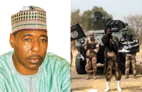 Boko Haram attacks Borno Governor