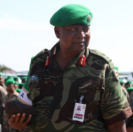 Zimbabwe: Hours after Mugabe's death, ex-National Army Chief, Major General Mugoba dies