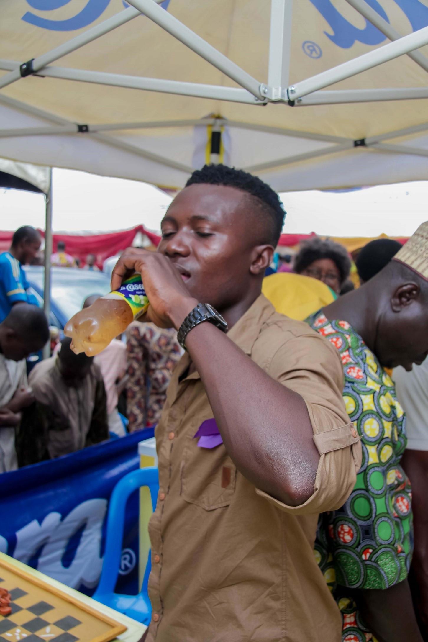 La Casera Adds Excitement To The 2019 Udiroko Festival