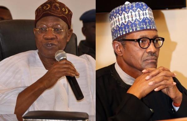 Lai Mohammed begs Nigerians to pardon President Buhari on