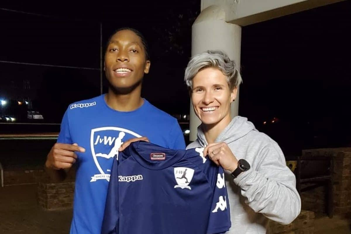Intersex athlete?Caster Semenya forced to join South African women