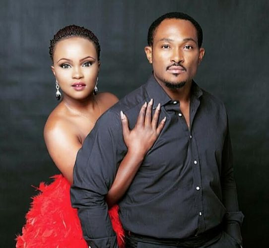 Lilian Esoro reacts to reports she is pregnant for actor, Blossom Chukwujekwu