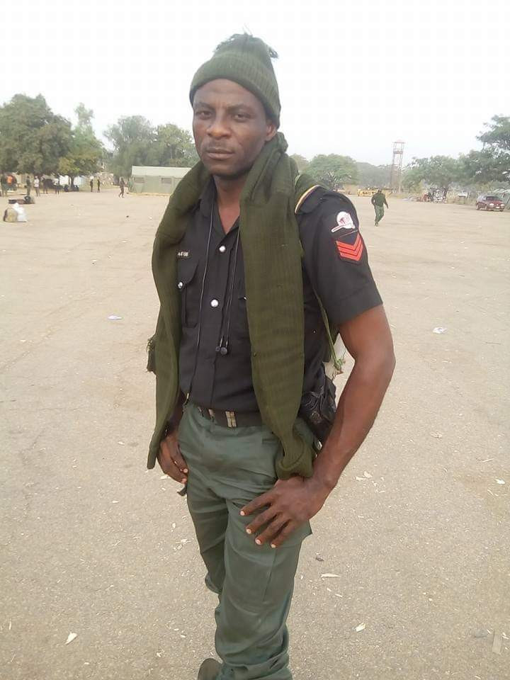 Decomposing body of police officer found inside bush three weeks after he was kidnapped in Rivers State