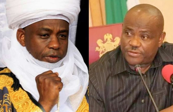 Sultan of Sokoto speaks on alleged demolition of mosque in Rivers state, says its an 'abominable act'