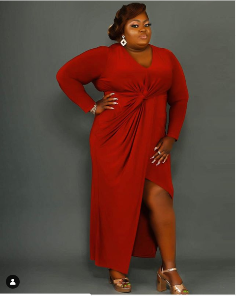 Eniola Badmus celebrates 42nd birthday with stunning new photos