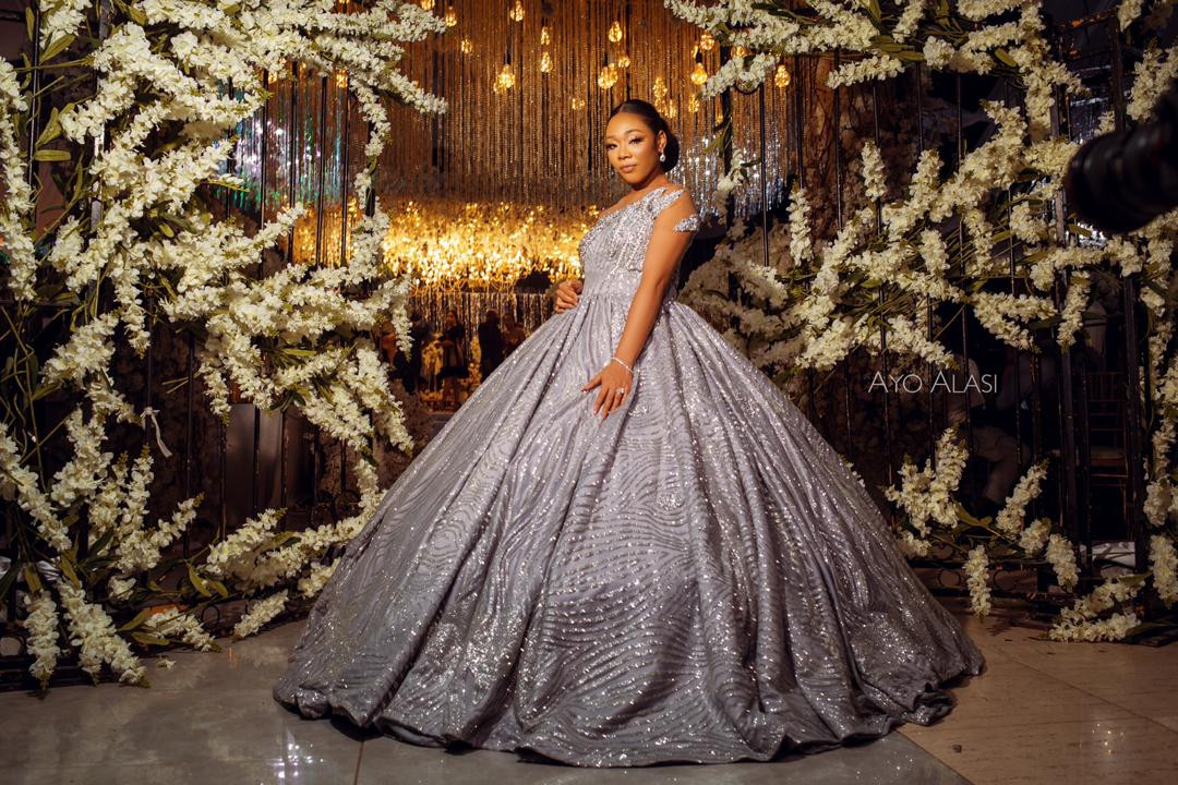 Popular Nightlife King, Temidayo L. Kafaru (Lascatter) wedding rated as one of the top colourful weddings of 2019 (Photos)