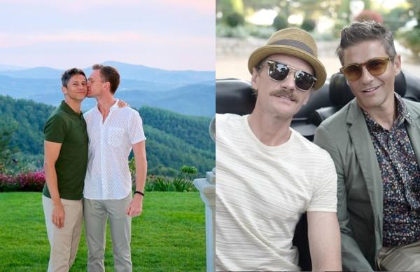 Actor Neil Patrick Harris celebrates 5th wedding anniversary with his husband,  David Burtka