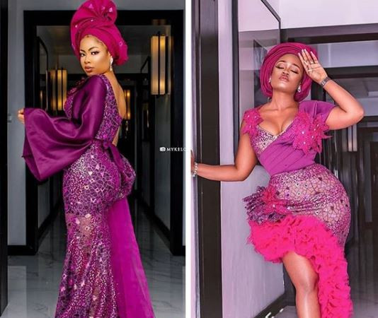#BamTeddy 2019: Here's how Nina, Ceec and Olori Ajoke stepped out