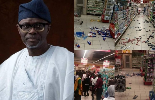 Over 5,000 jobs lost in Lagos after anti-xenophobic protest - Governor Sanwo-Olu
