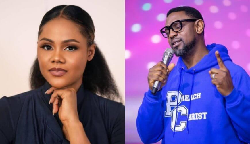 Busola Dakolo insists Pastor Fatoyinbo raped her, demands an apology