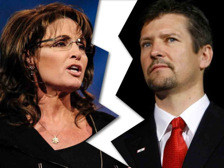 Sarah Palin's husband Todd Palin files for divorce after 31-years of marriage