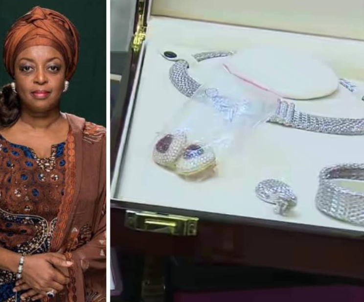 Court orders final forfeiture of Diezani