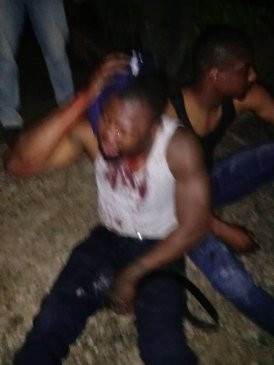 Four Nigerians arrested for torturing house help in Ghana (photos)