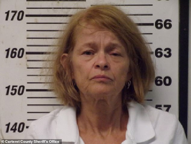 Woman, 56, is arrested for