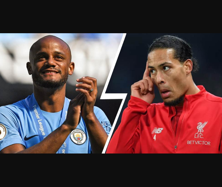 Virgil van Dijk is the best ever defender in Premier League history - Manchester City legend, Vincent Kompany declares?
