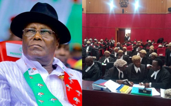 Atiku and PDP reject verdict of tribunal, head to Supreme Court