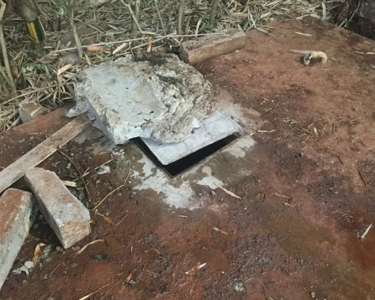 Body of missing Dutch billionaire found buried in a sealed underground tank in Kenya