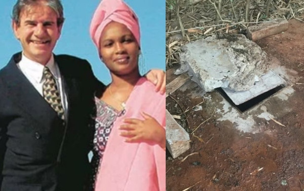 Body of missing Dutch billionaire found buried in a sealed underground tank in Kenya