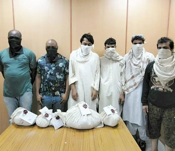 Two Nigerians arrested as?India busts Nigerian-Afghan heroin cartel