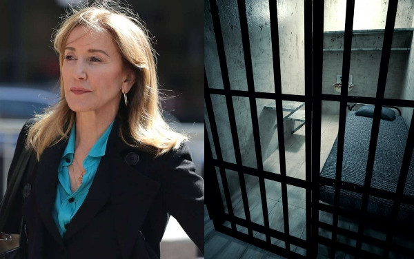 Actress Felicity Huffman handed prison time over college admissions scandal