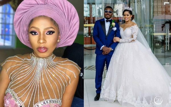 BBNaija: Moment Mercy revealed that footballer, Emmanuel Emenike got married while they were dating (video)